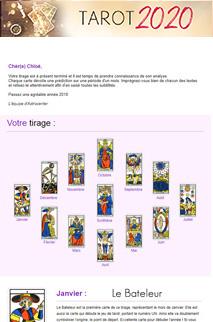 Tarot 2020 : 12 cartes pour connaître votre année