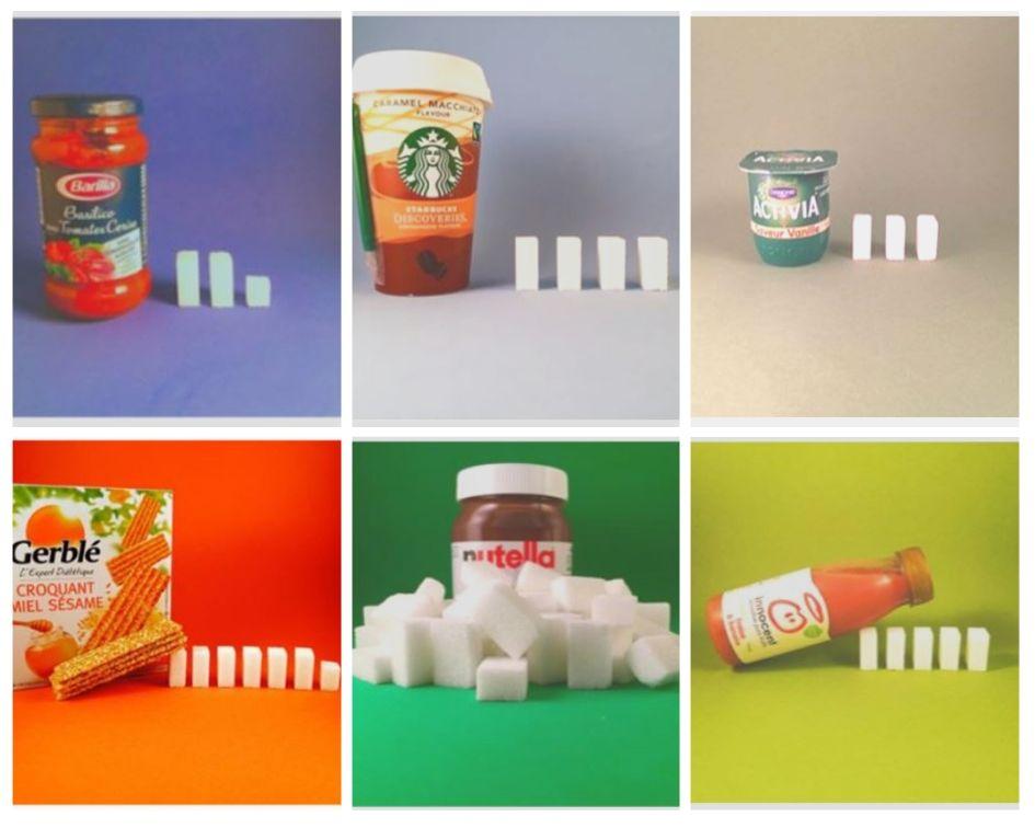 quantité de sucre